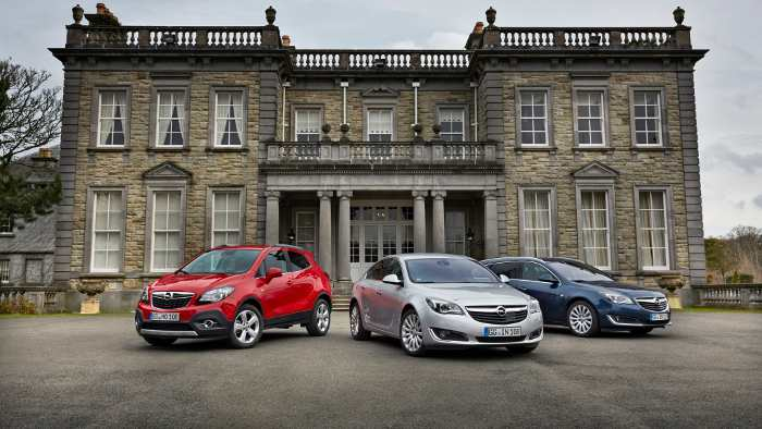 Opel Inisgnia und Opel Mokka