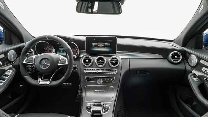 Der Mercedes C 63 S verfügt über 510 PS.