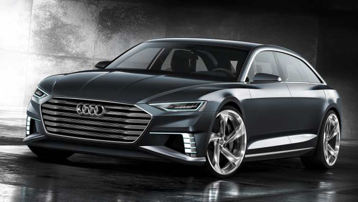 Der Audi Prologue kommt als Kombi