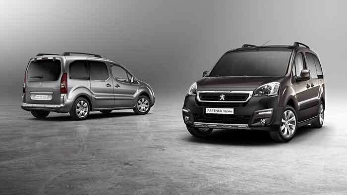 Peugeot hat den Partner mehr als nur dezent aufgefrischt.
