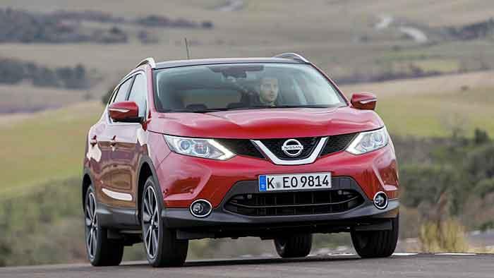 Nissan verschafft dem Qashqai eine gewisse Sportlichkeit.