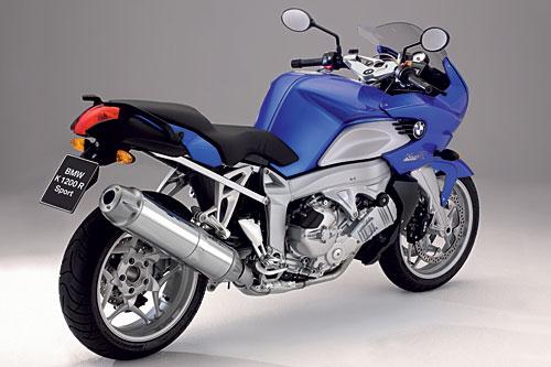 BMW K 1200 R Sport:  Ein gutes Gefühl