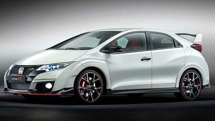 Der neue Honda Civic Type R kommt im Sommer.
