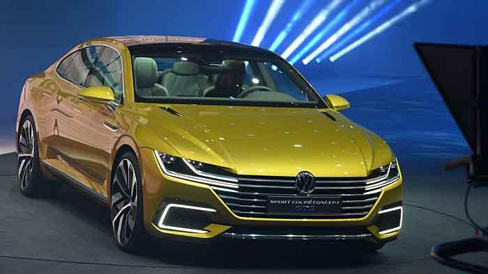 VW auf dem Weg zum Thron