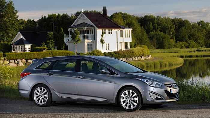 Der Hyundai i40 CW passt in den deutschen Mittelklasse-Mainstream.