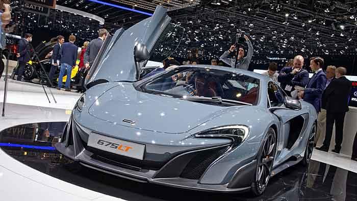 McLaren 675LT: 500 mal 310.000
