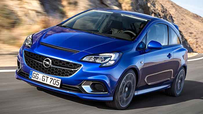 Der neue Opel Corsa verfügt über 207 PS unter der Haube.