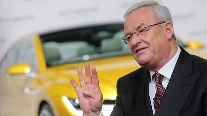 Auf Martin Winterkorn wartet eine Pension in Millionen-Höhe.
