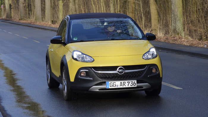 Der Opel Adam Rocks kostetet mindestens 15.990 Euro.
