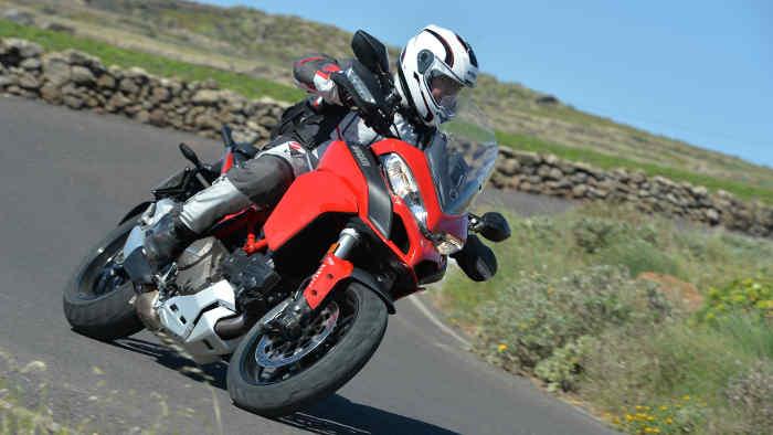Die Ducati Multistrade bekommt Konkurrenz von der S-Variante.