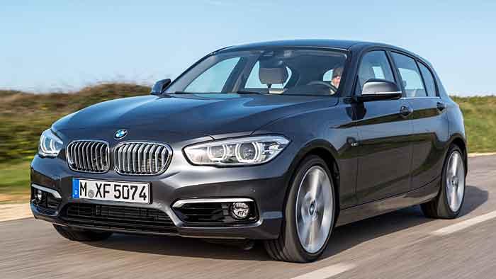 Im neuen BMW 1er sind nun auch Dreizylinder am Werk.