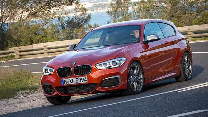 Der BMW M 135i verfügt über 326 PS.