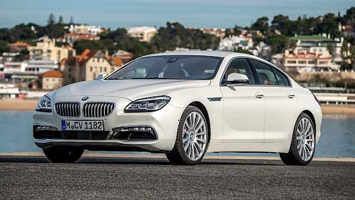 Für das Gran Coupé entscheidet sich jeder zweite Käufer eines BMW 6er.
