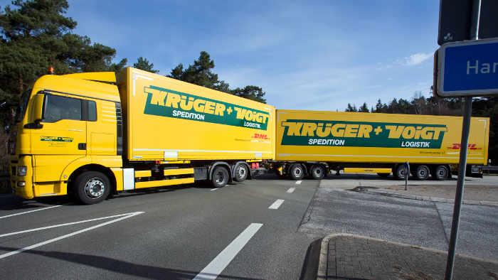 Baden-Württemberg will sich am Feldversuch Lang-Lkw beteiligen.