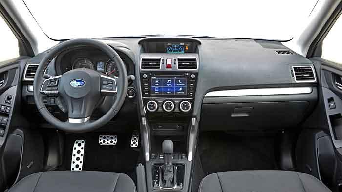 Subaru hat den Forester mit neuen Komfortelementen ausstaffiert.