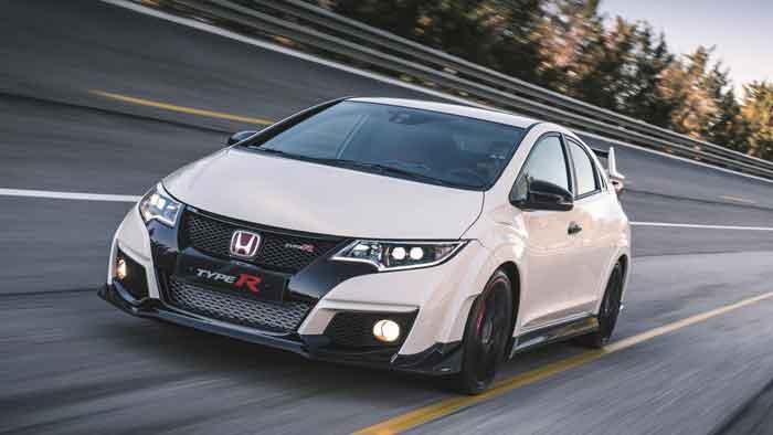 Der Honda Civic Type R fährt bis 270 km/h schnell.