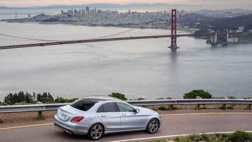 Mercedes hat mit dem C 350 e den zweiten Plugin-Hybriden im Programm.