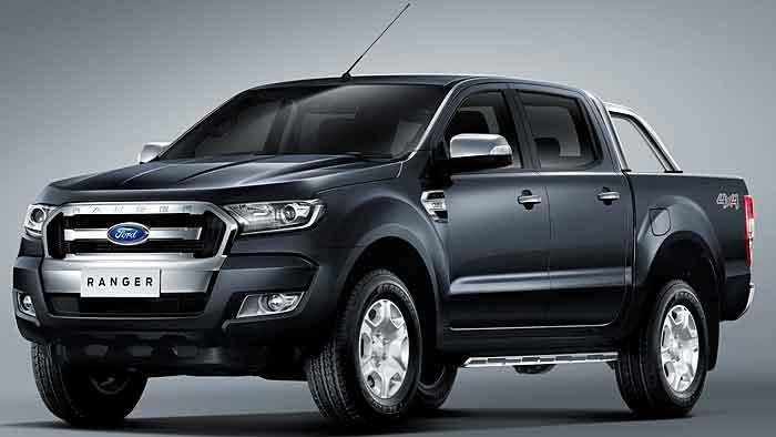 Ford frischt Ranger auf