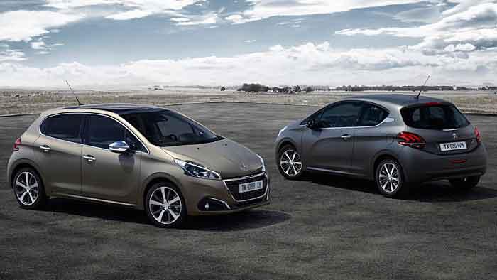 Peugeot spendiert dem 208 eine Sonderlackierung.