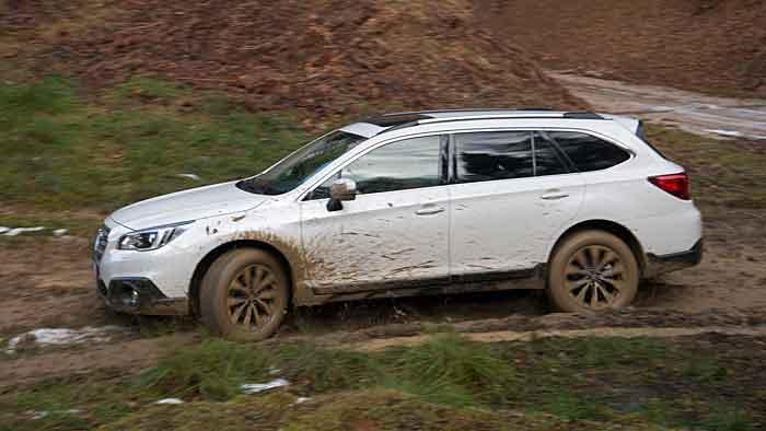 Subaru Outback: Individuelle Werte