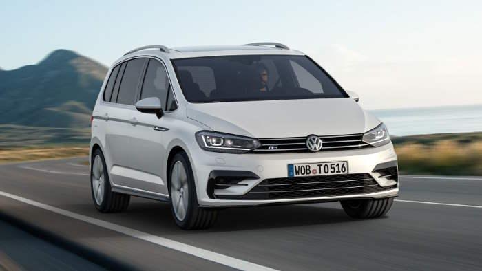 Neuer VW Touran wird nur 100 Euro teurer