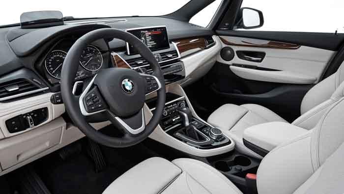 Der BMW 2er Gran Tourer ist der einzige Siebensitzer im Segment.