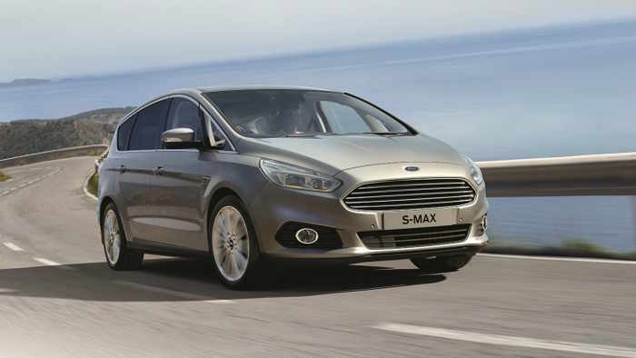 Der Ford S-Max besitzt einen Hauch Sportlichkeit.
