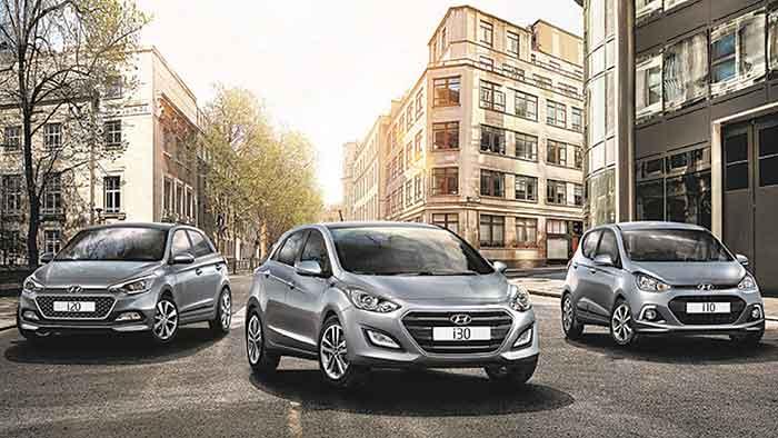 Hyundai bietet i10, i20 und i30 als Sondermodell
