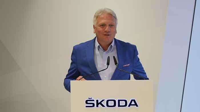 Winfried Vahland verlässt VW.