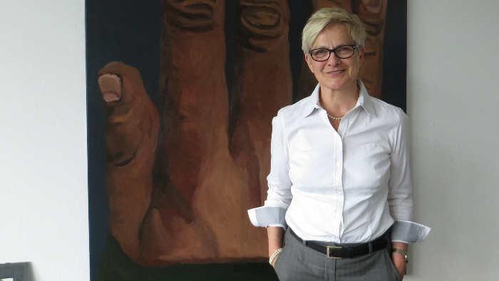 Verkehrsforscherin Prof. Barbara Lenz.
