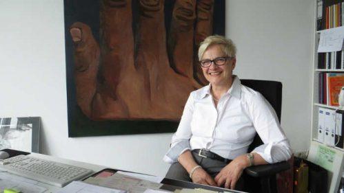 Prof. Barbara Lenz ist Instititutsleiterin am DLR in Berlin.
