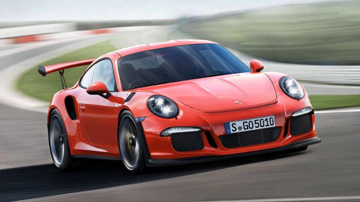 Der Porsche 911 GT3 RS kostet mindestens 181.000 Euro.