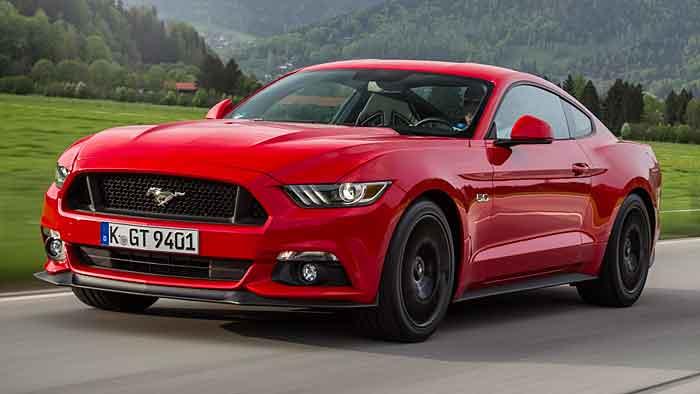 Der Ford Mustang bricht bei seinem Europadebut gleich mit mehreren Tabus.