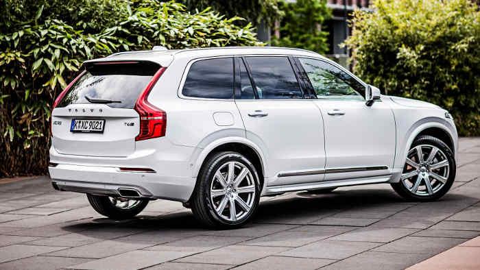 Volvo will die Elektrifizierung seiner Modelle vorantreiben.