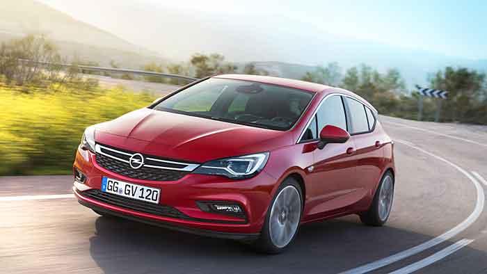 Der neue Astra ist für Opel mit dem Corsa das wichtigste Modell.