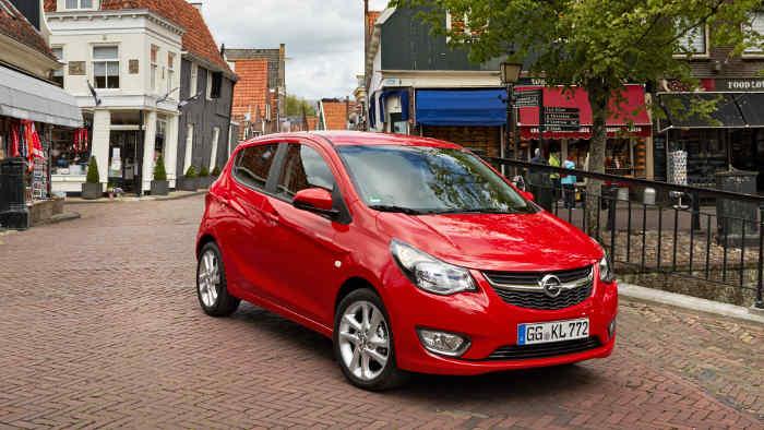 Den Opel Karl gibt es jetzt auch als EcoFlex-Variante.
