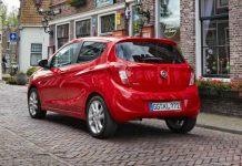 Der Opel Karl geht online.