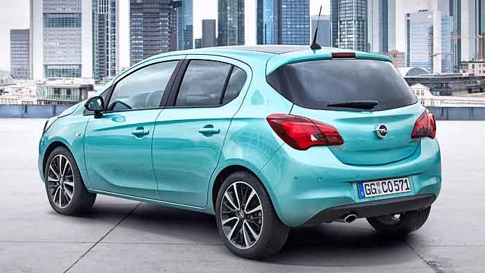 Der Opel Corsa ist mit drei Zylindern ausreichend bestückt unterwegs.