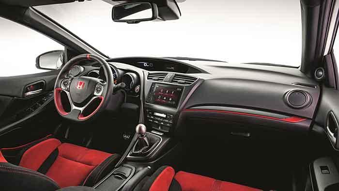 Der neue Honda Civic Type R verfügt über 310 PS