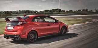 Honda setzt beim neuen Civic Type R auf Turbo-Power