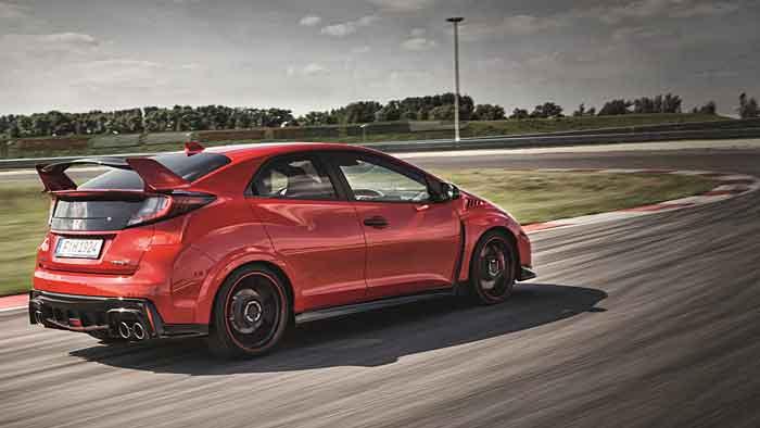 Honda Civic Type R: Neues Image inclusive
