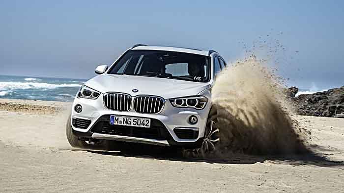 Der BMW X1 kommt bei den Kunden gut an.