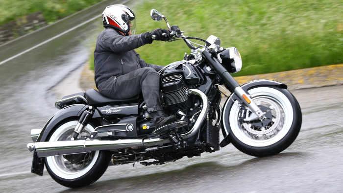 Moto Guzzi Eldorado: Bella Italia