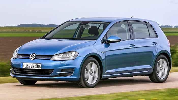 Auch beim VW Golf laufen einige Modelle nicht regelkonform.