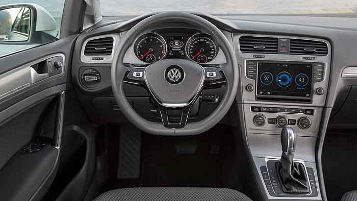 Der VW Golf TSI Bluemotion soll sich mit 4,3 Litern begnügen.