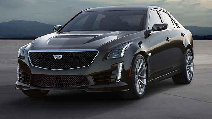 Der Cadillac CTS-V greift auf 649 PS zurück.