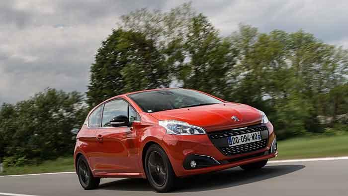 Peugeot hat den 208 neu aufgestellt.