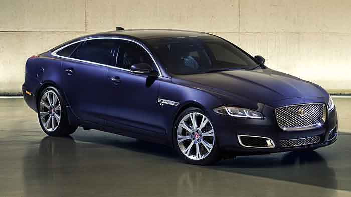 Jaguar führt den XJ in die Moderne.