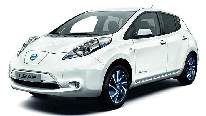 Schneller laden mit dem Nissan Leaf