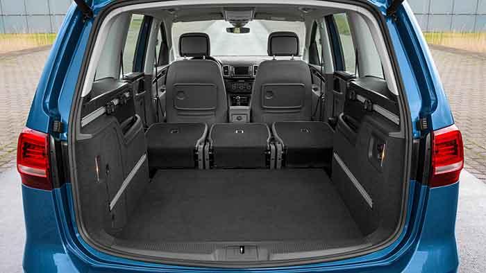 VW hat den Sharan moderner und sparsamer kreiert